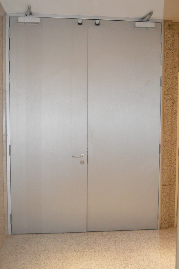 The Exchange 106 Classic Fire Rated Door