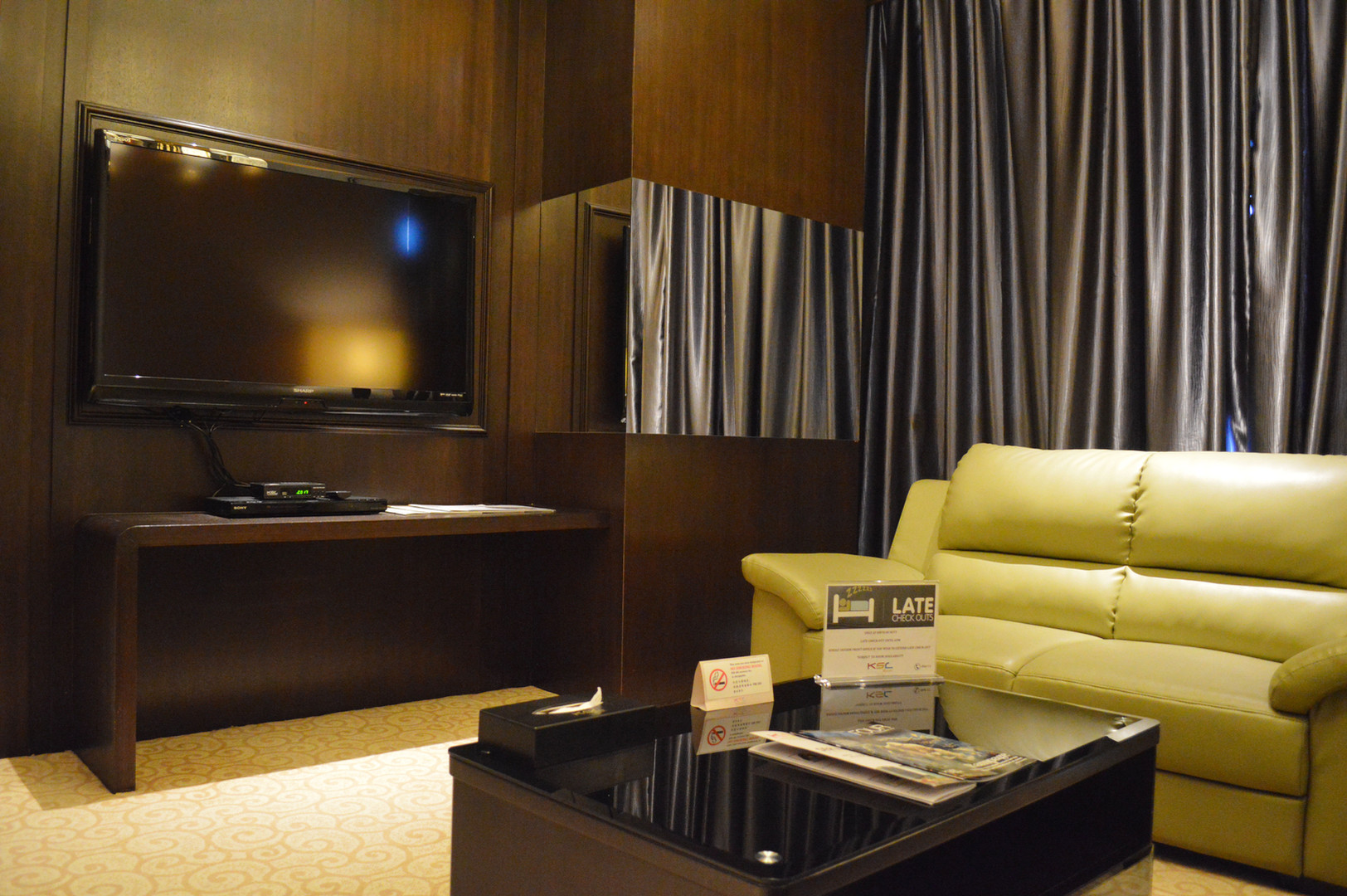 KSL Resort Hotel Room Interior Carpentry Works