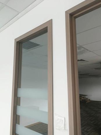 Door and Door Frame