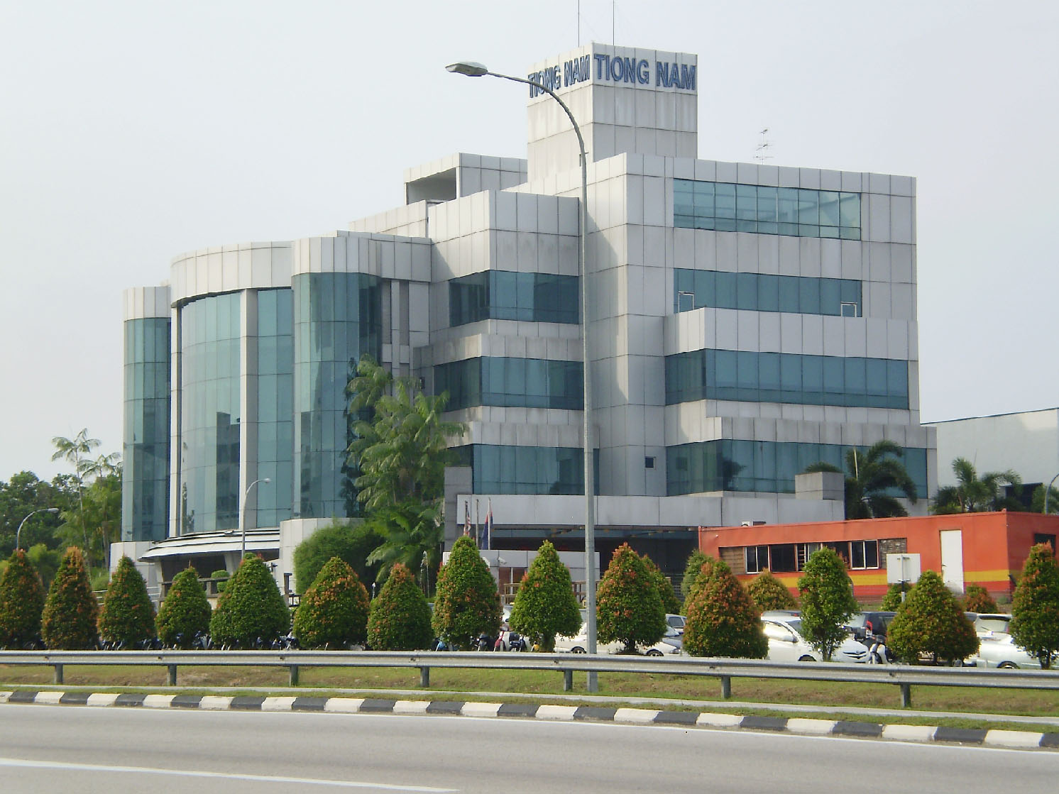 TIONG NAM NEW CORPORATION OFFICE