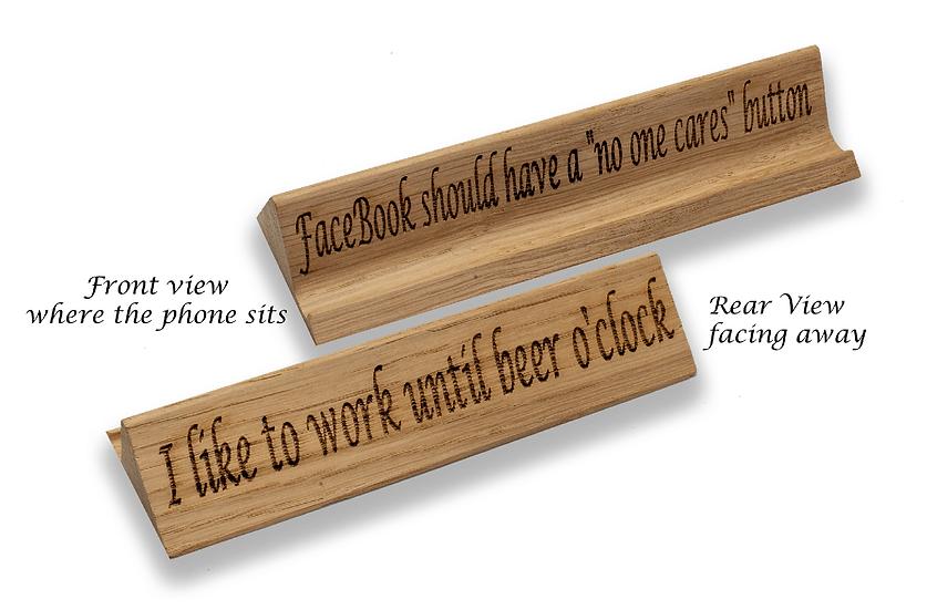 "Facebook should have a ""No one cares"" button"