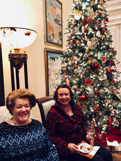 Sherry and Melinda - Holiday Party 2017