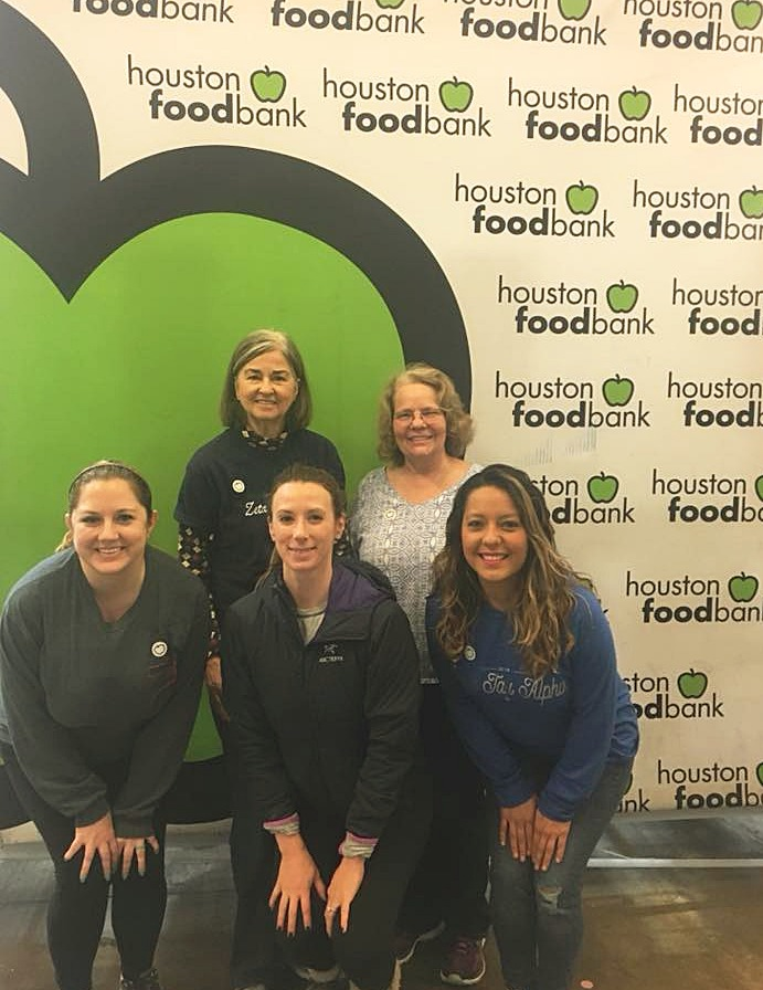 Service - Food Bank 2018