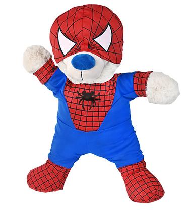 Spidey Teddy Costume