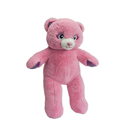 "16"" Pink Teddy Bear"