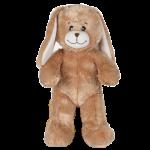 "16"" Brown Floppy Eared Bunny"