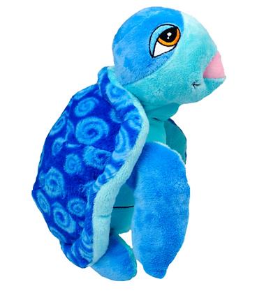Blue Sea Turtle