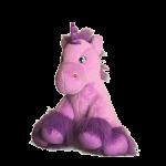 "16"" Purple Unicorn"