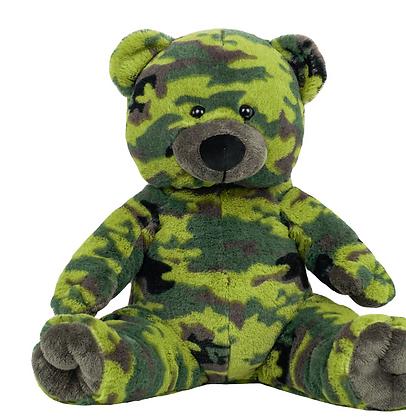 Camo Teddy Bear