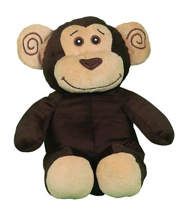 Dark Brown Monkey