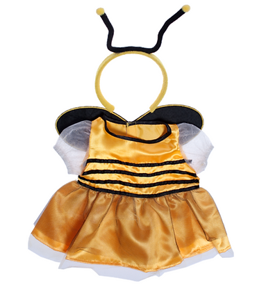 Bee Dress with Antenna