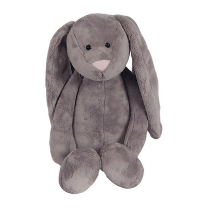 """16"""" Long-Eared Pink Nose Floppy Bunny"""