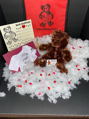 Bo's Heavenly Clubhouse Bear Fun Raiser