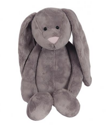 Gray Long Earred Bunny