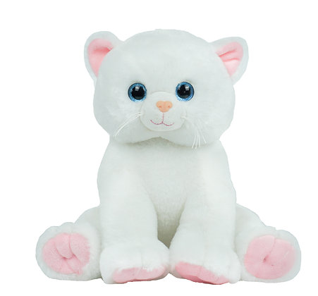 White & Pink Kitty