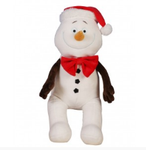 Snowman w/Wooden Arms