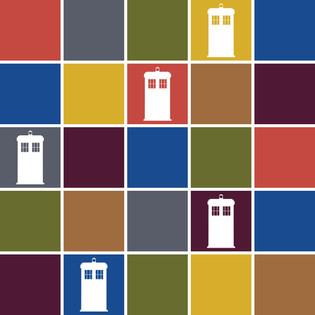 TARDIS Tiles