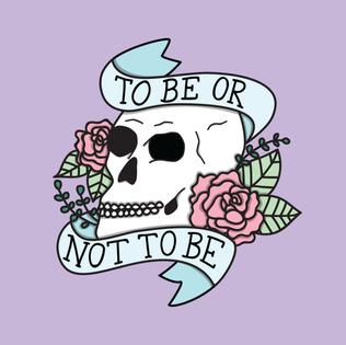 Shakespearean Skull