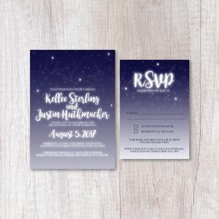 Starry Night Wedding Suite