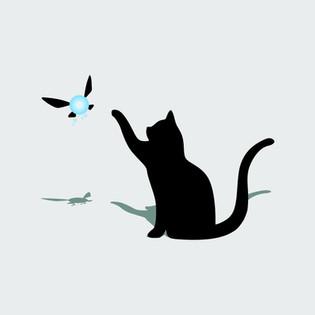 Cat and Navi