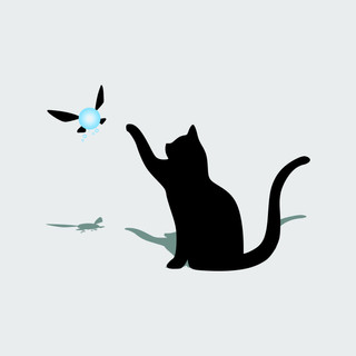 Cat and Navi