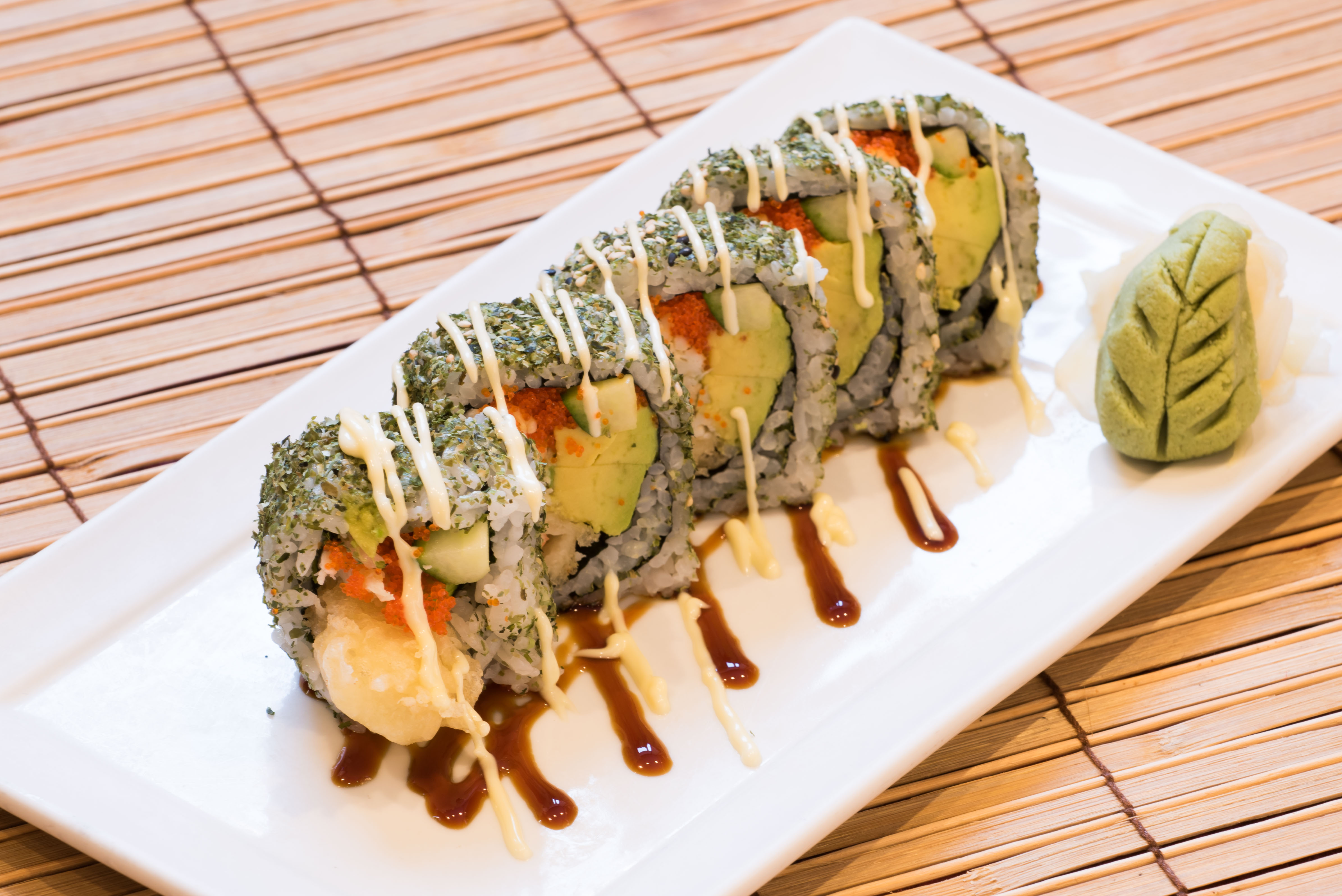 Hurricane Roll 10.00