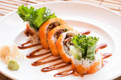 Fried Oyster Roll 8.50