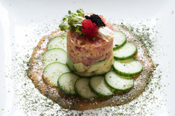 Tuna Avocado Salad 12.00