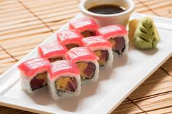 Kimchee Tuna Roll 10.00