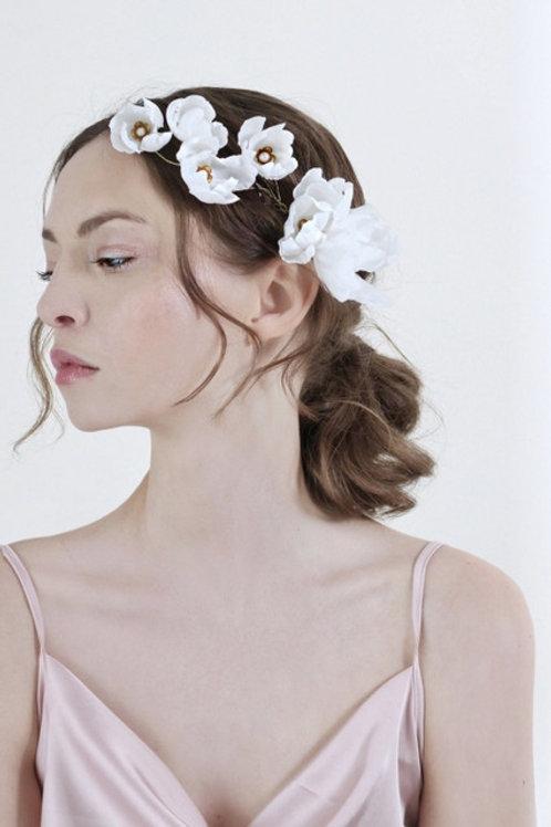 "Peigne Cheveux ""Anemone"""