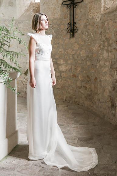 Robe Paulina T 36-38 Manon Pascual