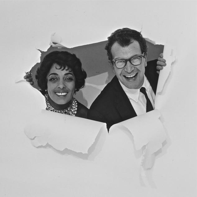 Dave Brubeck and Carmen McRae