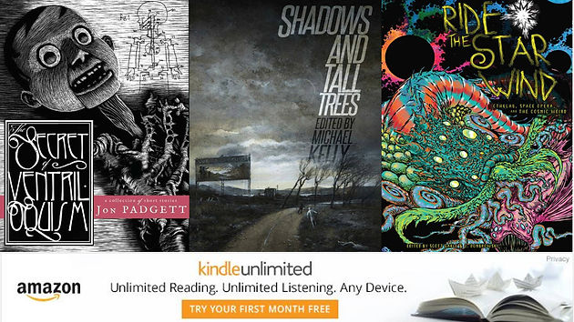 The Best Horror on Kindle Unlimited: 5 books that make KU worth it