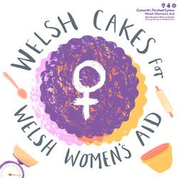 Welsh Cakes Logo