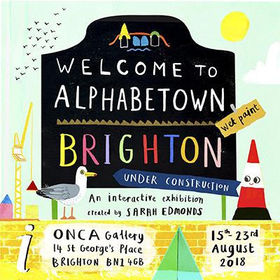 Alphabetown Brighton