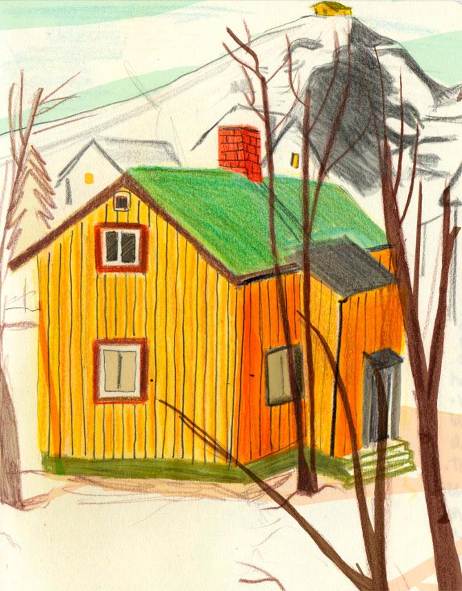 House-in-Kiruna