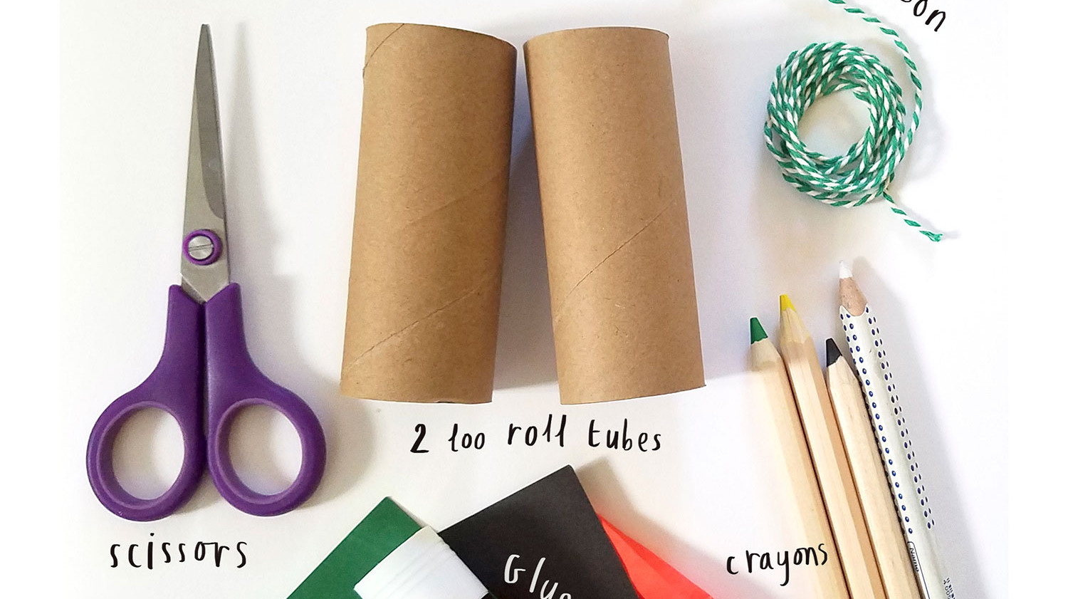 Loo Roll Craft Club - Binoculars 2