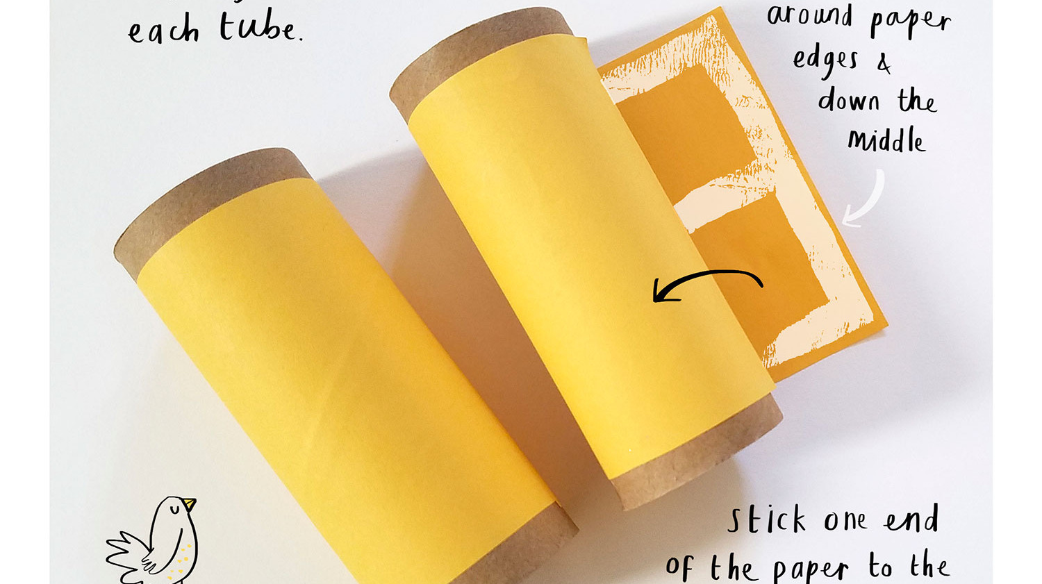 Loo Roll Craft Club - Binoculars 3