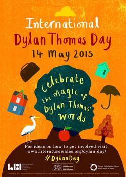 Sarah Edmonds Dylan Day Poster