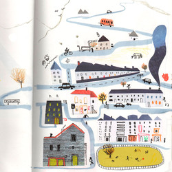 Arrival in Hill Town - Sarah Edmonds