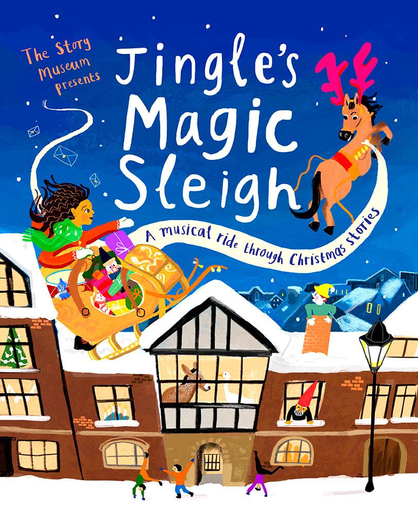 Jingle's Magic Sleigh - Full Poster