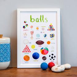 Balls © Sarah Edmonds