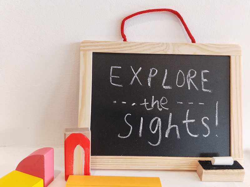 Explore the Sights web