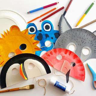 Sarah Edmonds Mask Making.jpg