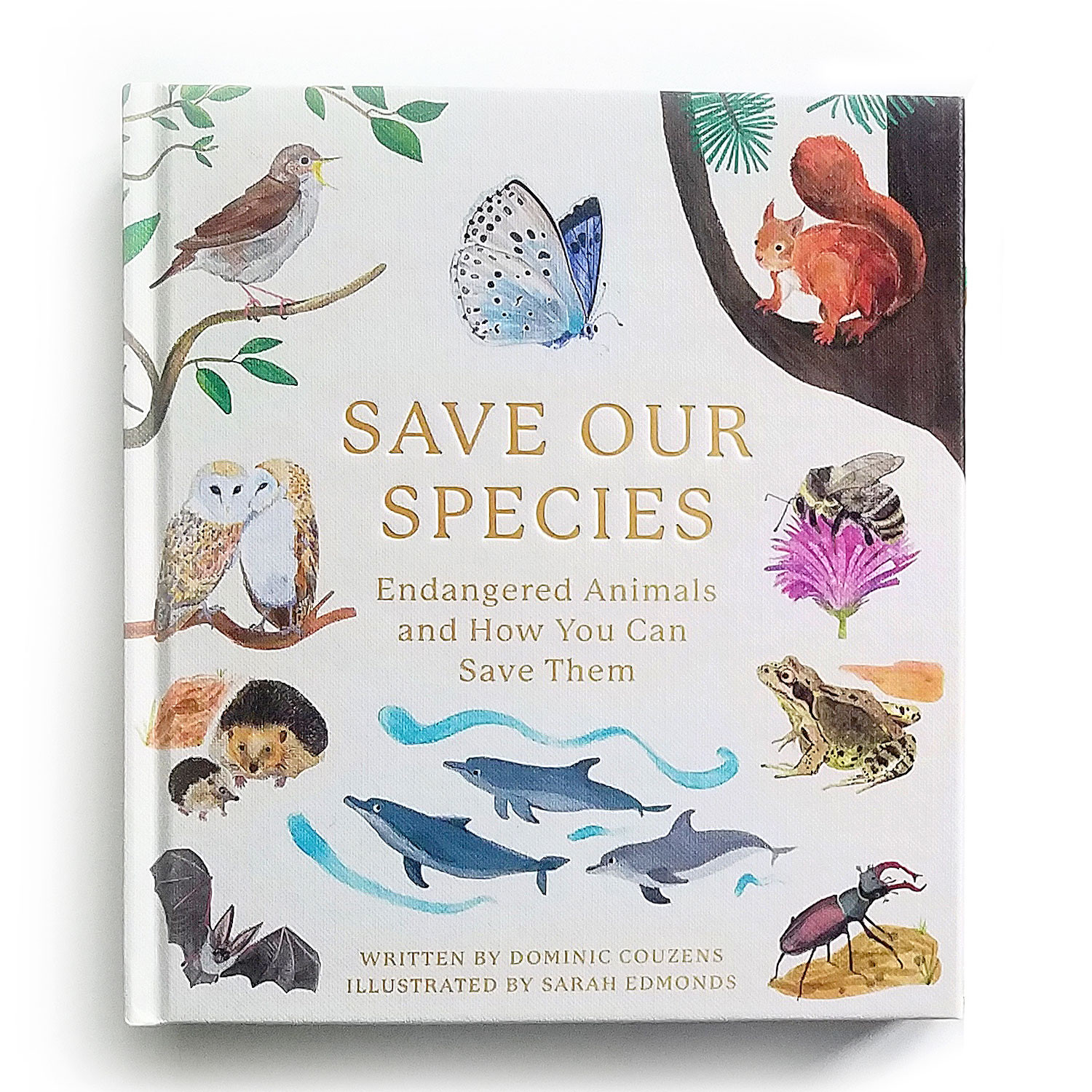 Save Our Species - Front Cover