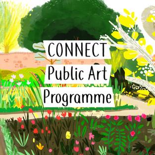 CONNECT Public Art Programme