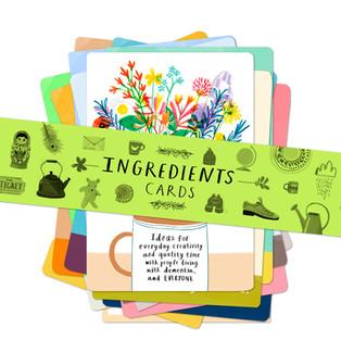 Ingredients Cards