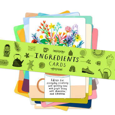 Ingredients Cards