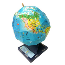 The Discovery Globe