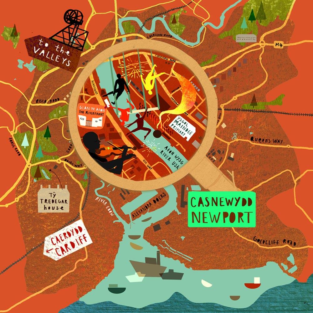 NEWPORT-MAP